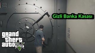 GTA 5: Gizli Banka Kasasını Bulmak ve Açmak !