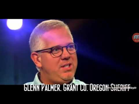 Oregons Grant county Sheriff speaks up!!