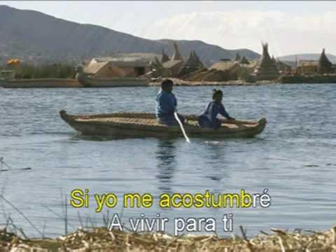 Yo perdi el corazon Karaoke (Vals Peruano)