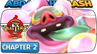 Yo-kai Watch Blasters - Red Cat Corps / White Dog Squad: Episode 2! (100% Walkthrough)
