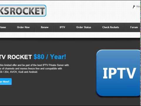 Baixar IPTV ROCKET - Download IPTV ROCKET | DL Músicas