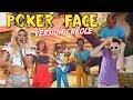 Lady Gaga - Poker face (version créole) crazy cover Frank Cotty