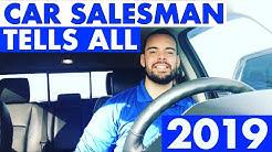 Car Salesman EXPLAINS Car Loan Interest Rates (EXPLAINED PERFECTLY)