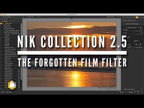 Nik Collection 2 5: Reviving The Forgotten Film Simulation Filter