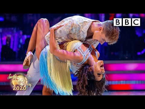 HRVY and Janette Salsa to Dynamite ✨ Week 4 ✨ BBC Strictly 2020