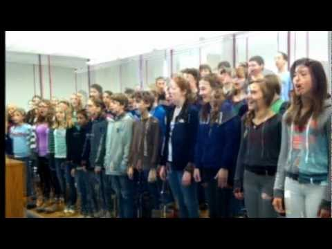 """Haverford Middle School - 7th Heaven  """"Carol of the Bells"""""""