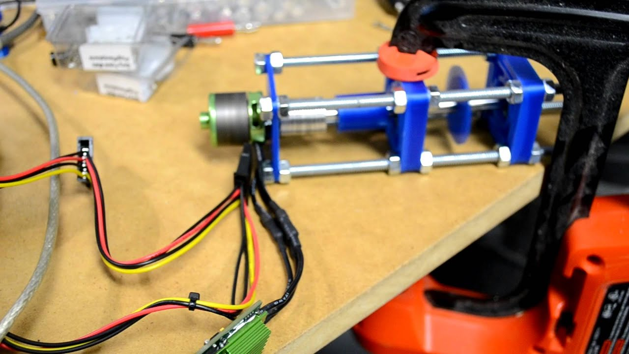 Brushless Dc Motor Esc Control Using Arduino With