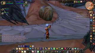 WoW Classic Ret Paladin PvP in Orgrimmar