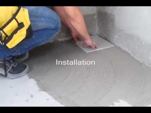 Abc Tile Adhesive Youtube