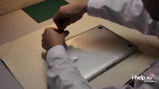 Замена нижней крышки: Macbook pro retina 13