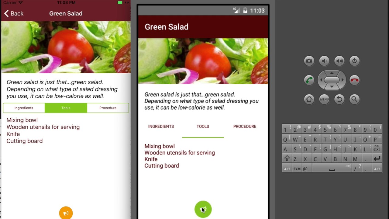 When Apps Talk Back: the Text-To-Speech Plugin
