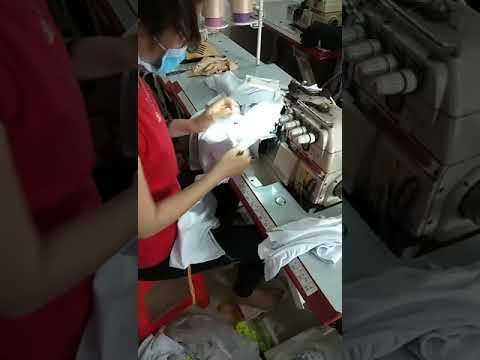 May áo thun SMT