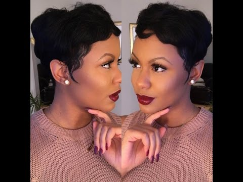 UPDATED: HOW I STYLE MY PIXIE CUT AT HOME