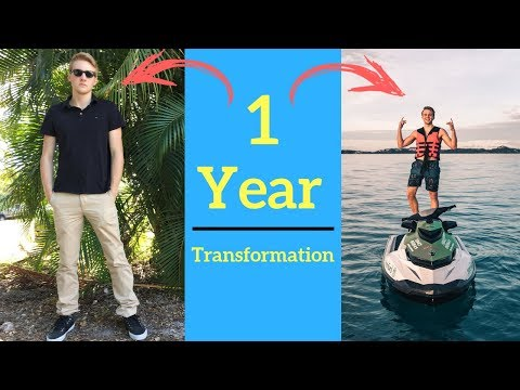 How To Completely Change Your Life In 12 Months