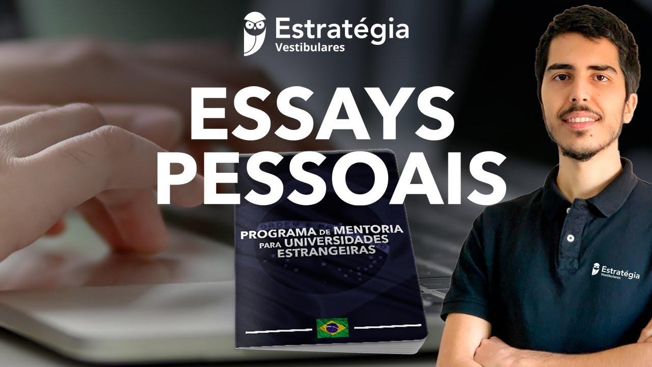 Essays Pessoais