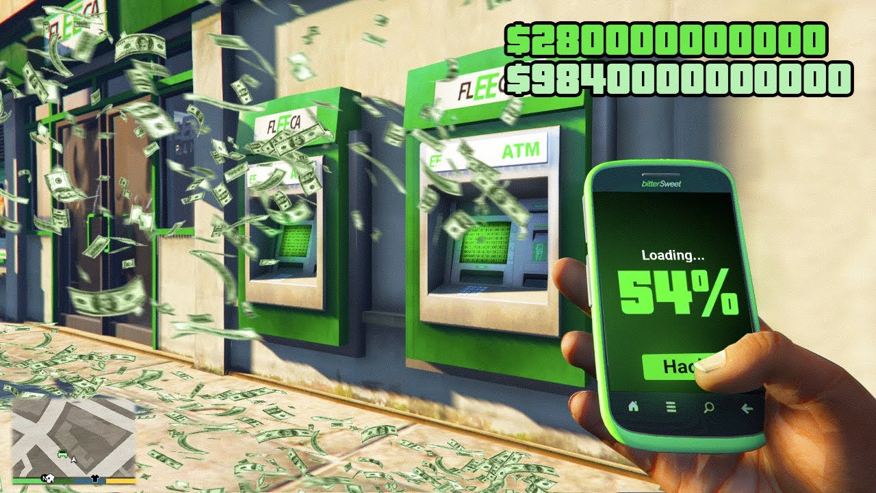 Download Becoming A HACKER To Steal ANYTHING In GTA 5!