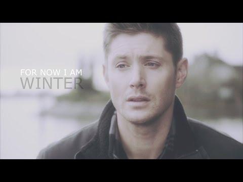 for now i am winter [destiel; au]
