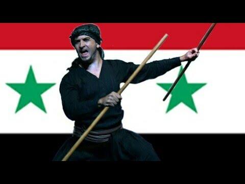 """Siria"""" 🇸🇾 🌍 ☮ Cultura y Origen del Dabke """"دبكة"""""""