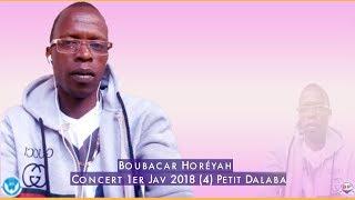 Boubacar Horeyah Concert 1er Jav 2018 (4) Petit Dalaba By Guidho Diama Production 🇬🇳