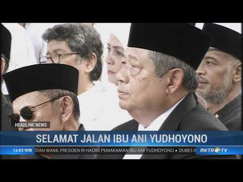 Breaking News - Selamat Jalan Ibu Ani Yudhoyono