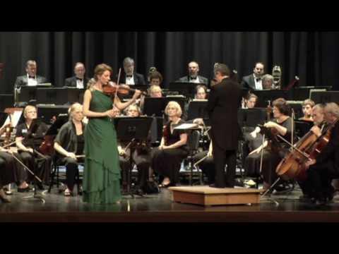 Elizabeth Pitcairn Sibelius Concerto 2/1
