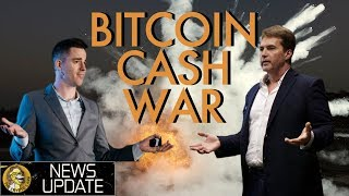 Bitcoin Cash Civil War, Dash 3 Million, ICON FUD & Marshall Islands Update - Cryptocurrency News