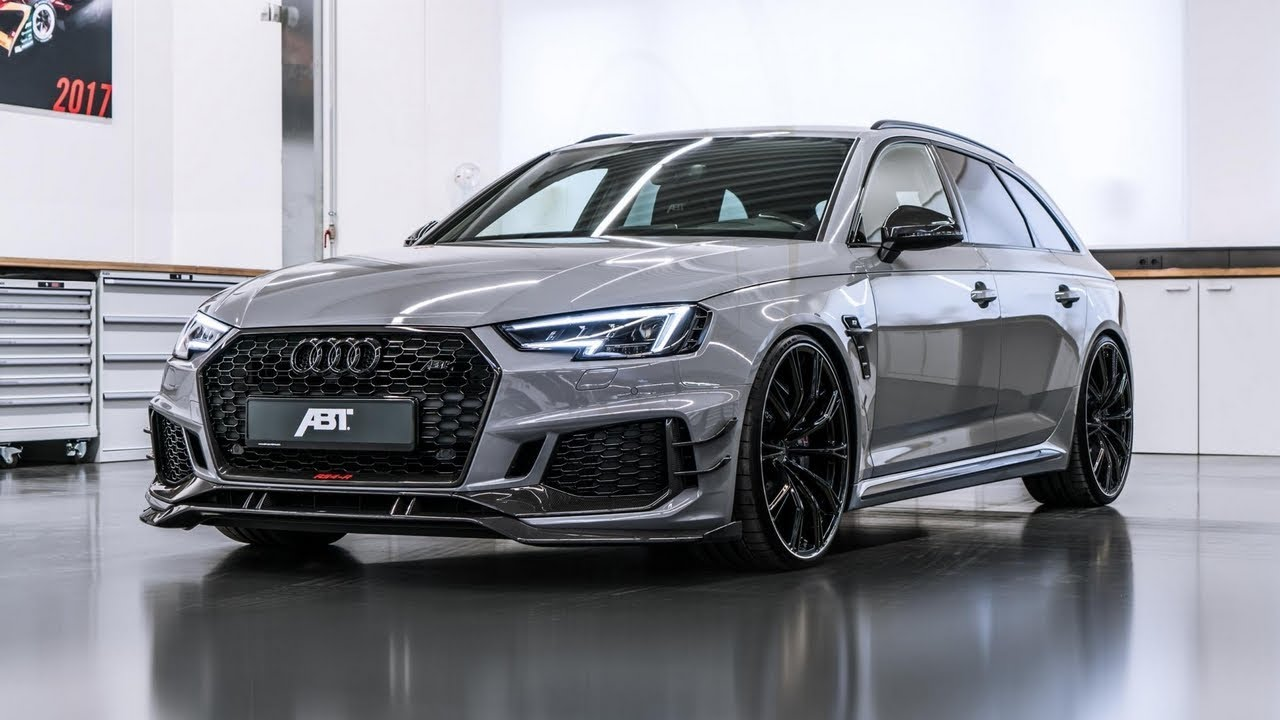 New 2018 Audi Rs4 R Abt Audi Rs Series Tuning Youtube