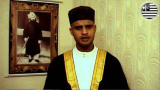 Waqfe Jadid - Birmingham West Presentation