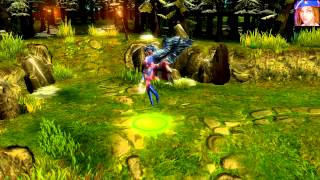 Heroes of Newerth - Lady Liberty Moon Queen