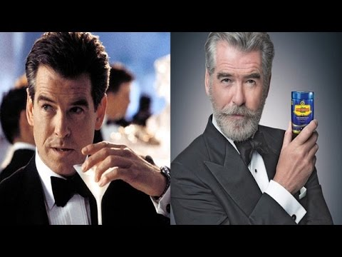 What's the mystery? 007 agent Pierce Brosnan sells pan masala