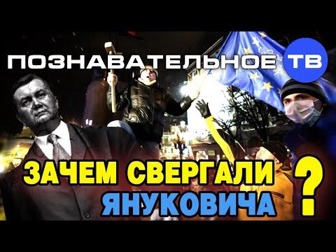 Зачем свергали Януковича? (Познавательное ТВ, Николай Стариков)