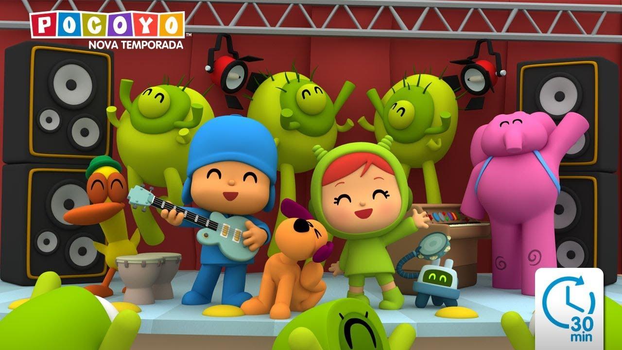 Pocoyo - O Musical Especial De Pocoyo