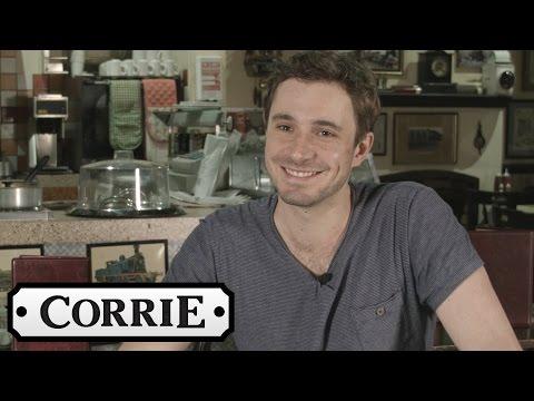Coronation Street - Interview: Oliver Farnworth On Andy Taking On Callum
