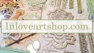 Design Pack from Inloveartshop - October
