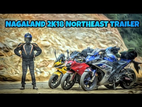 Guwahati To Nagaland | NorthEast | Trailer | 2018