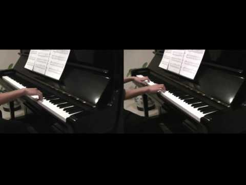 how to play heart n soul on piano