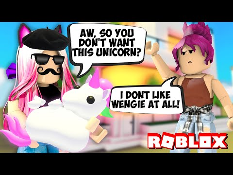 The Monkey Want To Give You A Hug Roblox Going Undercover And Giving Pets To My Fans In Adopt Me Youtube