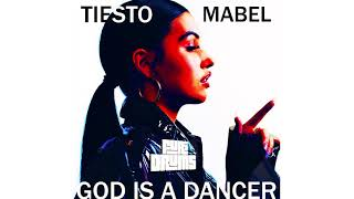 Tiesto, Mabel   💎 God Is A Dancer 💎 DJ FUri DRUMS Queen House Club Remix FREE DOWNLOAD Video