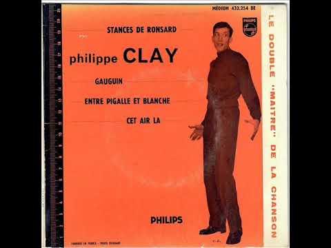 Philippe Clay -  Gauguin