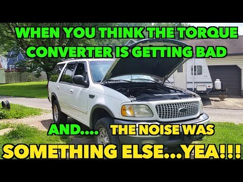 Torque Converter Symptoms >> Ford Torque Converter Bad Sounds I Found The Noise Check If You