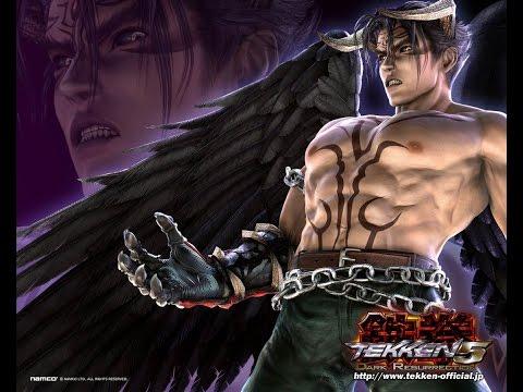 E24k S Tekken 5 Dark Resurrection Online Devil Jin Arcade