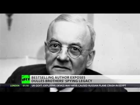 Devil's Chessboard: Dark secrets of 1950s CIA chief revealed