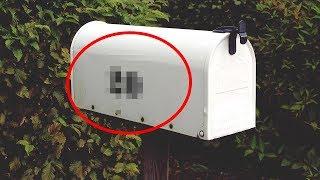 Wenn du DAS auf deinem Briefkasten findest bist du in GEFAHR (FEMA CAMPS)   MythenAkte