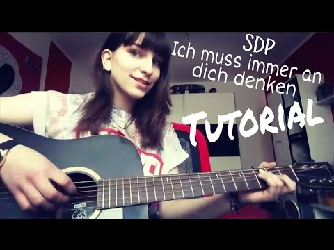 Ich muss immer an dich denken - SDP (TUTORIAL by Pauline)
