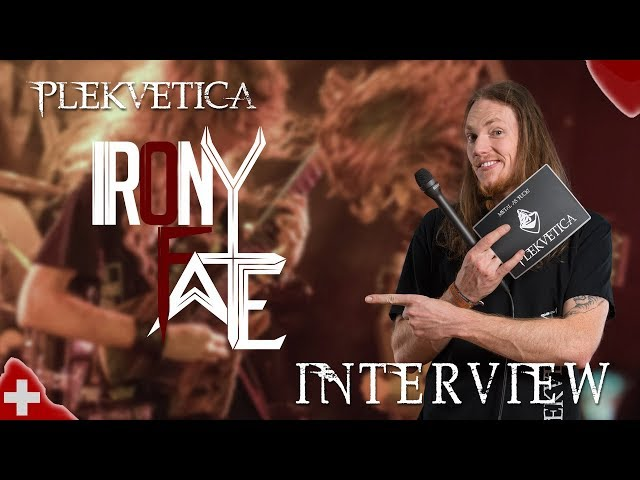 [ Interview ] Irony Of Fate (2018) | Melodic Death Metal