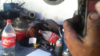 Cómo instalar el sensor en la válvula EGR
