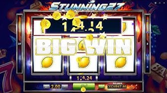 Stunning 27 | Video Slot | BF Games