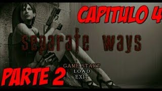 Guia de Separate Ways | Resident Evil 4 | Capítulo 4 | Parte 2