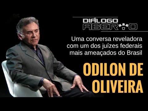Odilon de Oliveira - O juiz mais ameaçado do país numa conversa reveladora