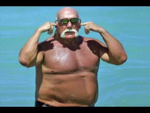 Bulk Hogan - Hulk Hogan Gains 100 Pounds in 20 Seconds